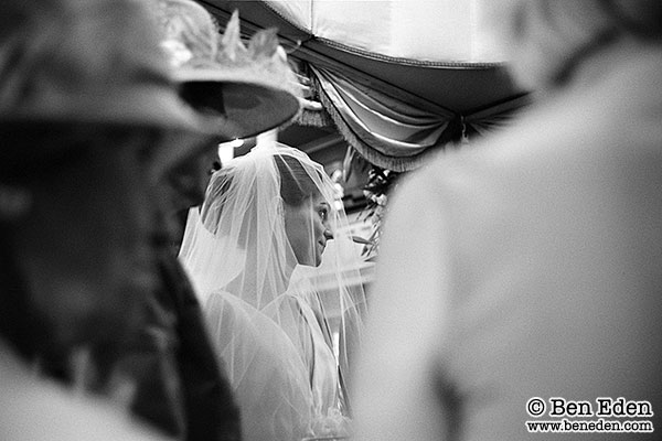 Documentary wedding photography and photojournalism